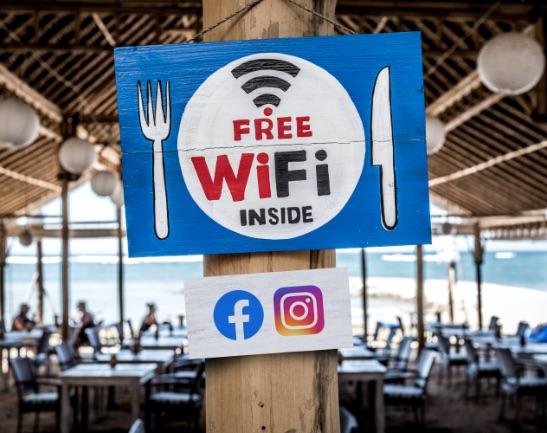 Social wifi !